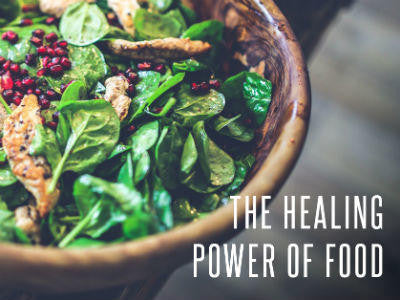 Healing with Food: Why Food is the Problem and the Solution