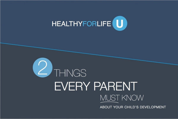 2 Things Every Parent Must Know About Their Childs Development
