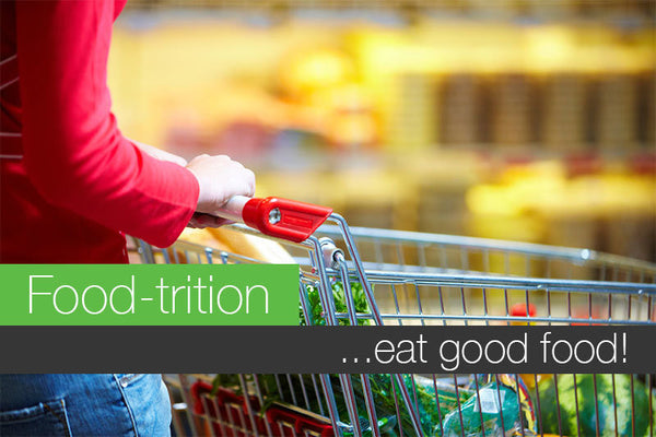 Food-Trition - eat good food