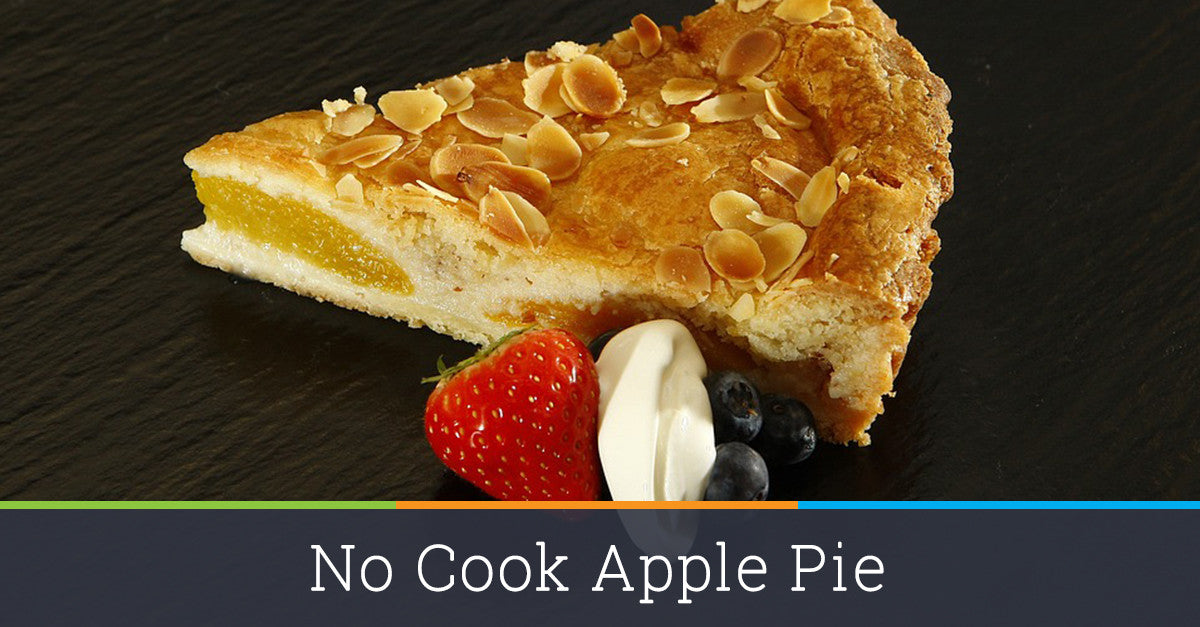 No Cook Apple Pie