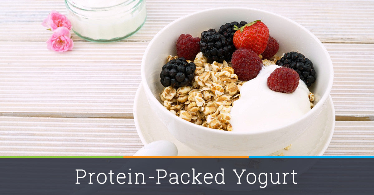 Pumped-Up Yogurt