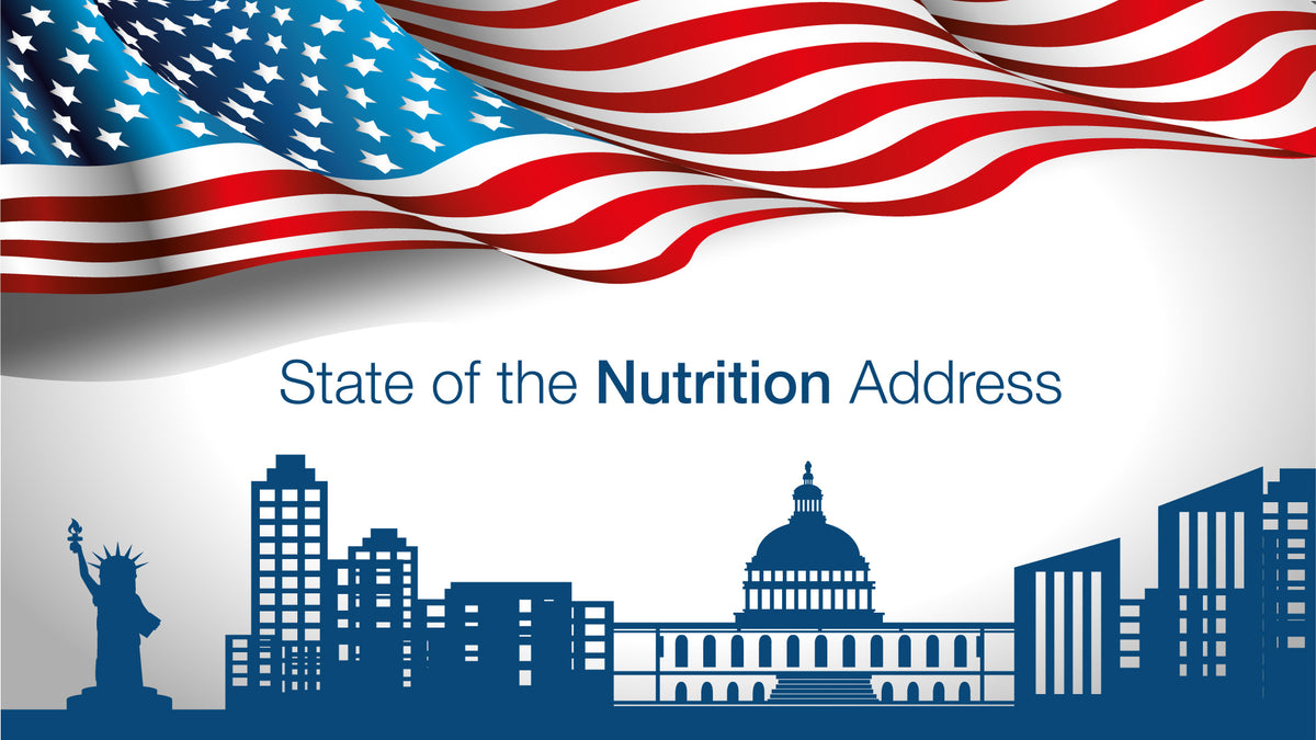 The State of the Nutrition Address
