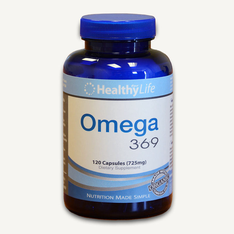 Healthy For Life Omega 3 6 9
