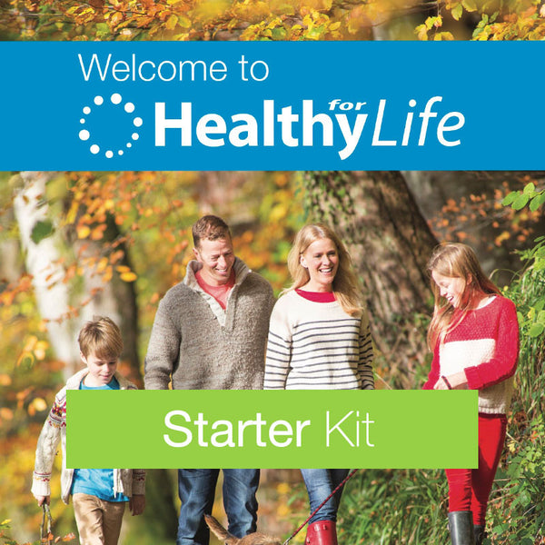 Healthy for Life Starter Kit