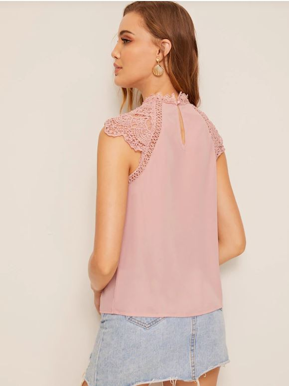 Collar Me Nicely Blouse
