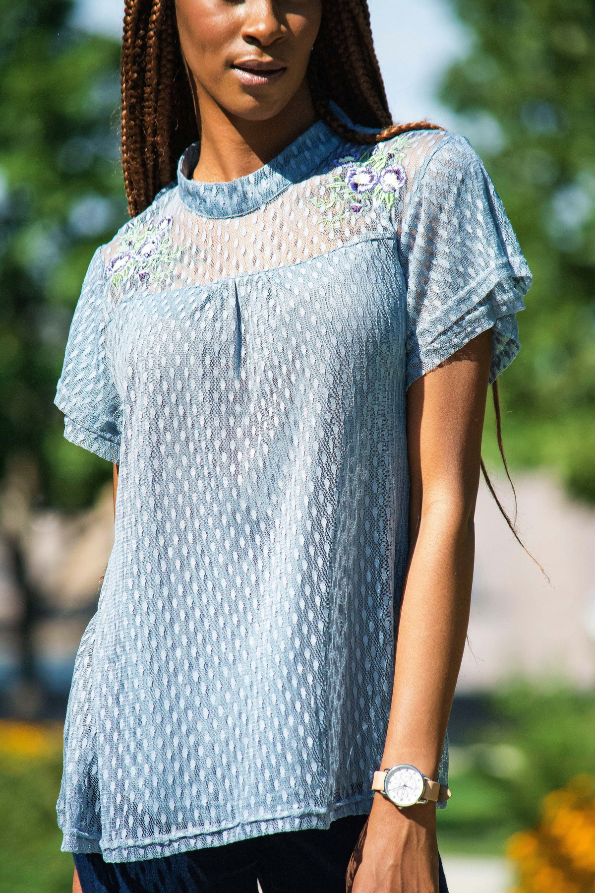 Blue Dream Blouse