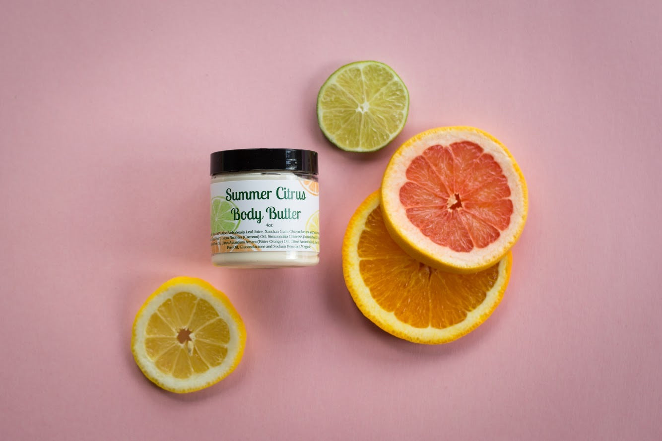 Summer Citrus Body Butter