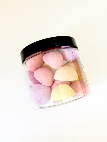 Mini Bath Bombs Variety
