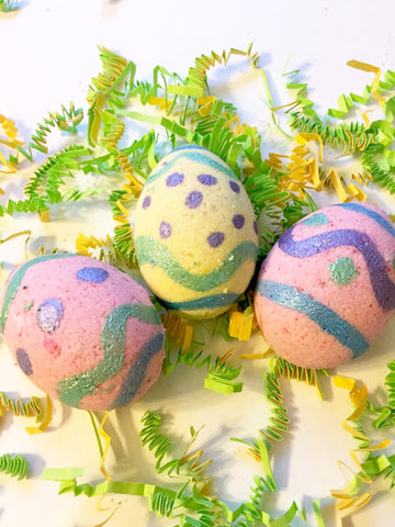 Easter Bath Bombs