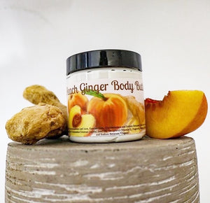Peach Ginger Body Butter