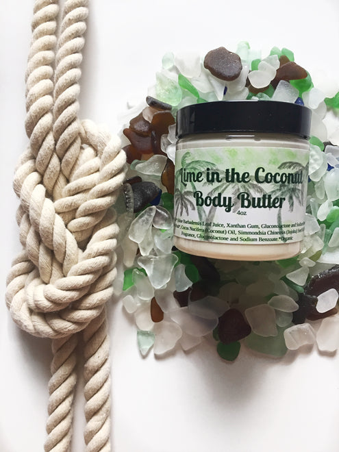 Body Butters and Lotions