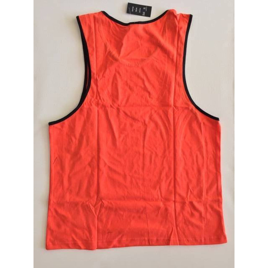 RAWR Apparel - Orange Singlet (unisex)
