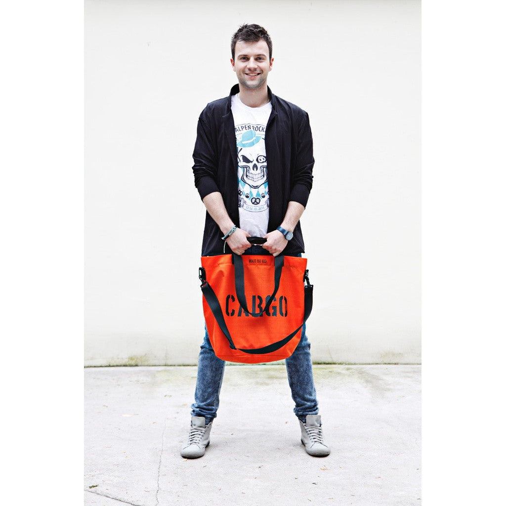 CARGO by OWEE M-size bag - ORANGE