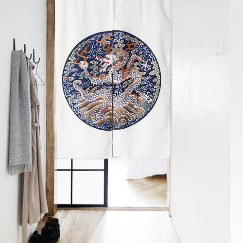 Japanese Noren Doorway Curtain Tapestry 33.5""