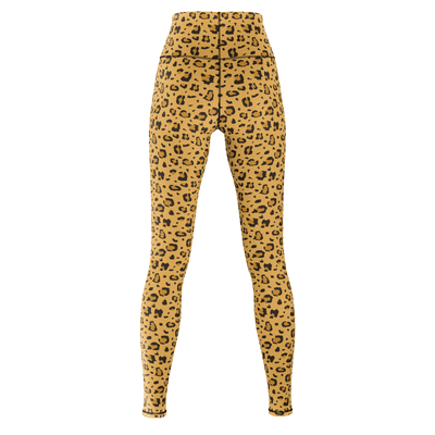 Cheetah Print Yoga Pants