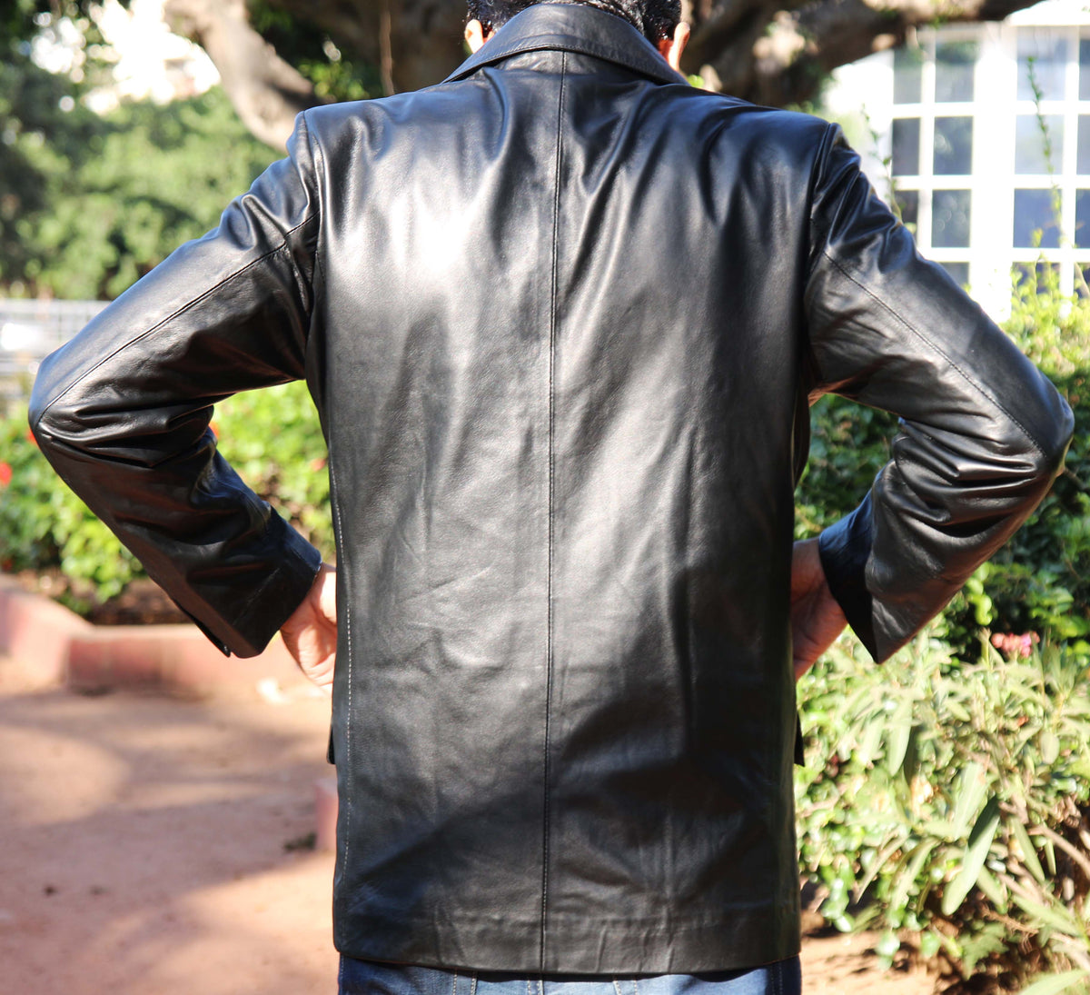 GRIGOR - Leather Genuine Jacket