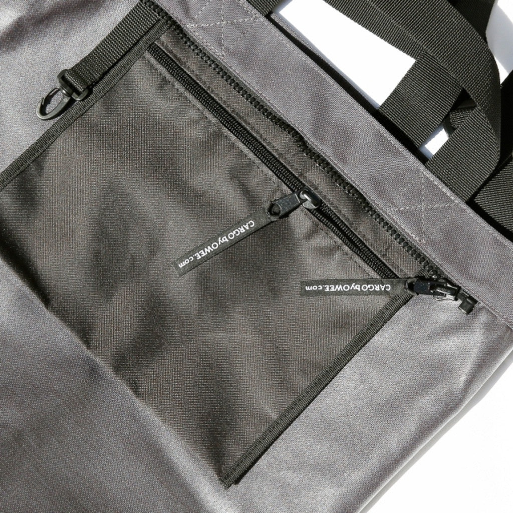 CARGO BY OWEE  S-size bag - GREY