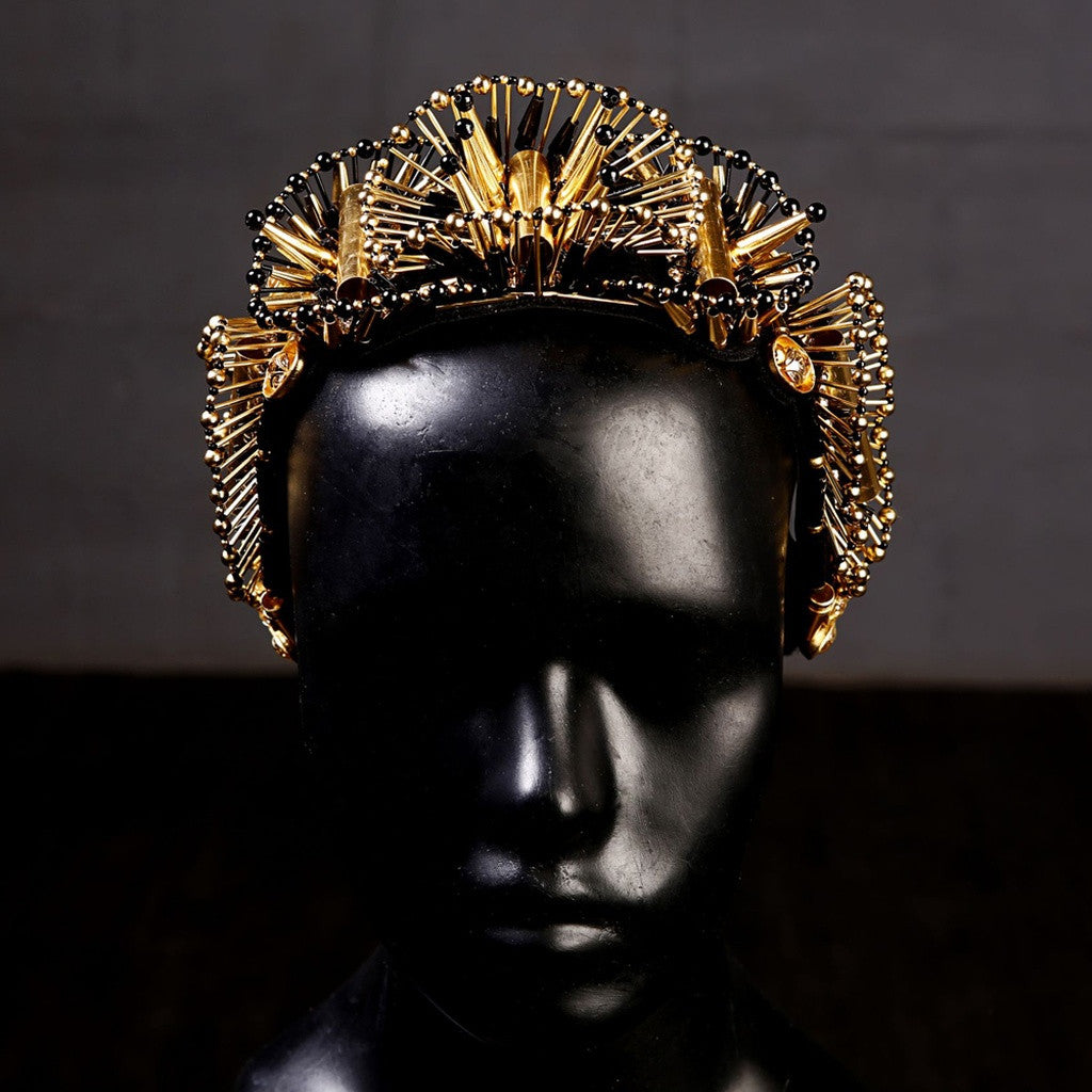 EL DORADO HEAD CROWN.