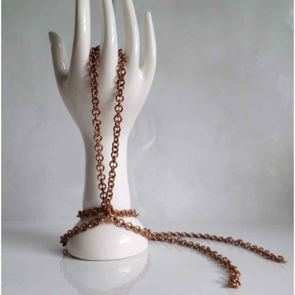 Warrior Princess Hand Chain