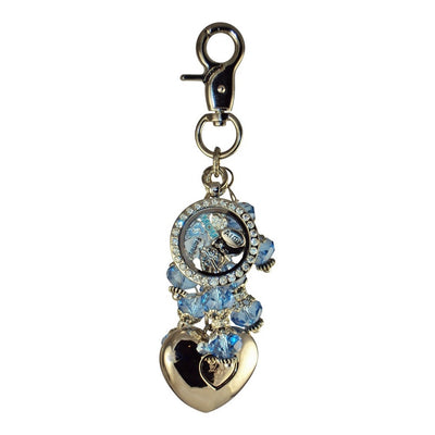 Purse Light w/Locket - MULTI