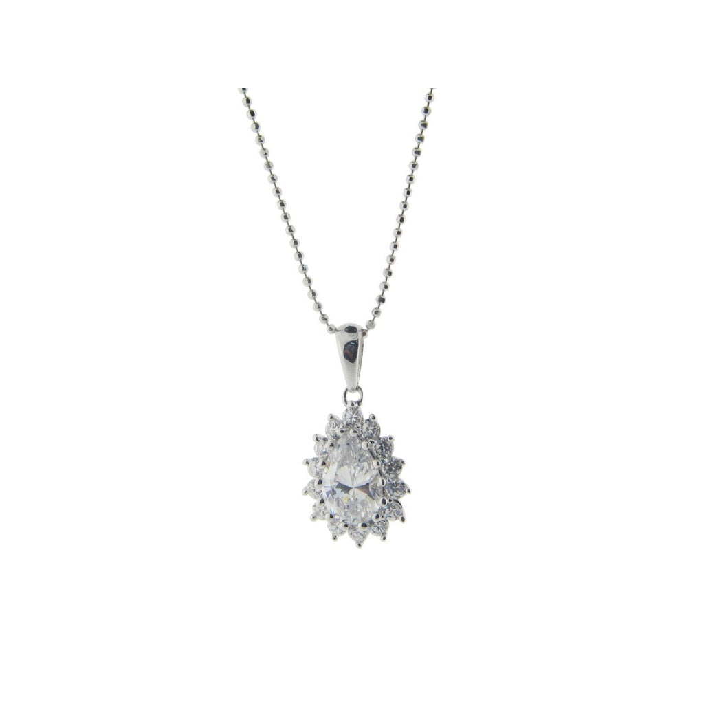 Brilliance CZ Royal Pendant