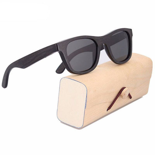 Glasses - Veracruz I Series Bamboo Polarized UV400 Rated Women's Sunglasses
