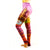 Yoganastix Eco-friendly Ganesh High Waist Leggings