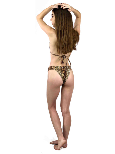 Yoganastix Eco-friendly Ocelot Bikini