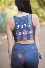 Summer of 75 - Yoga Crop Top