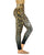 Yoganastix Eco-friendly Awesome Ocelot Leggings