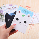 Cute Cats Lined Notebooks (Two Pads) - CuteFTW
