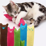 Healthy Happy Cat Catnip Pillow Chew Toy - CuteFTW