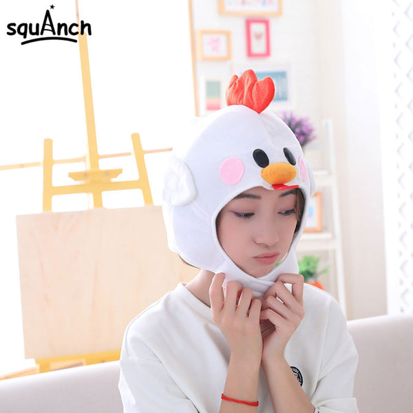 Cute Chicken Party Hat - CuteFTW