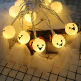 Cute Halloween Ghost Lights - CuteFTW