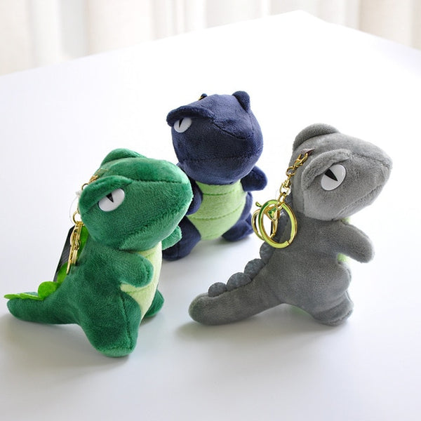 Crocodile Plush Keychain - CuteFTW