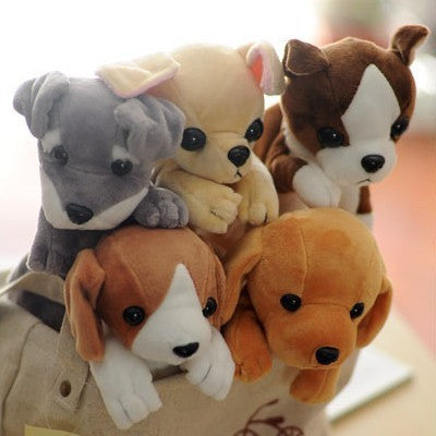 Puppy Plush Pencil Case - CuteFTW