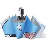 Cats and Company Windproof Summer Umbrella - CuteFTW
