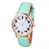 Kitty Time! Quartz Wrist Watch - CuteFTW