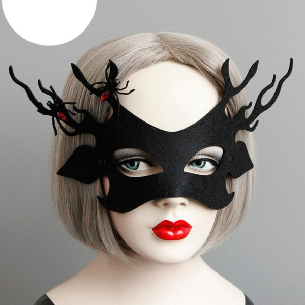 Felt Spidermask - CuteFTW