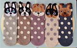 Cute Doggy Socks - CuteFTW