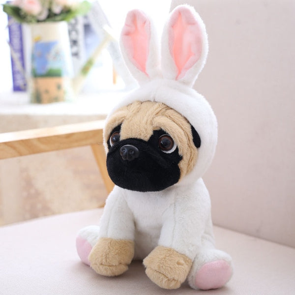 Lovable Pugs Plushies - CuteFTW