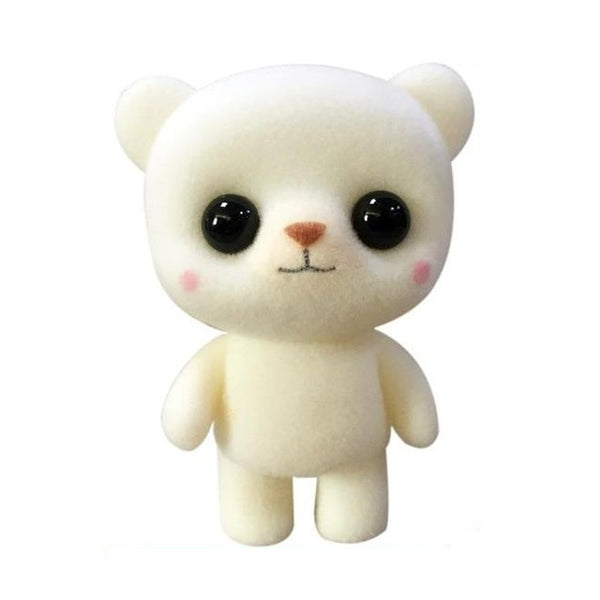 Cute Mini Plush White Bear - CuteFTW
