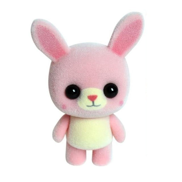 Cute Mini Plush Pink Bunny - CuteFTW