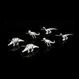 Dinosaur Stud Earrings (3 sets) - CuteFTW
