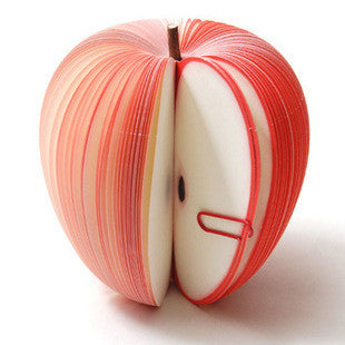 Apple Slices Memo Pad - CuteFTW
