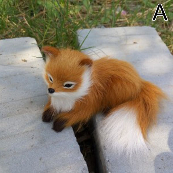 Mini Fox Plushie Doll - CuteFTW