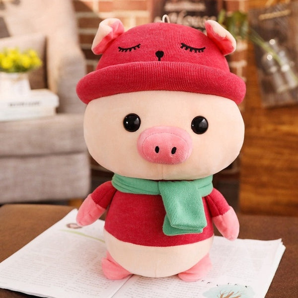 Cute Pig Plushie - CuteFTW