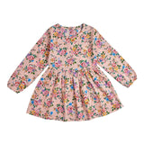 Spring & Summers Girl's Long Sleeve Dress - CuteFTW