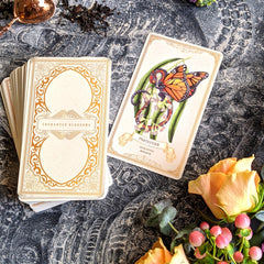 Enchanted Blossoms Oracle Cards