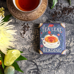 Tea Leaf Reading - Mini Book